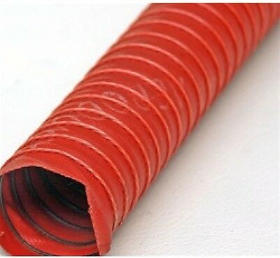 DUCT BRAKE SILICONE  3 INCH I.D x  11 FT  SCAT AERODUCT