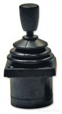 Joystick, 1A, 125Vac, 2 Axes, Conical Mpn: 8Be1Re-65-00 Apem