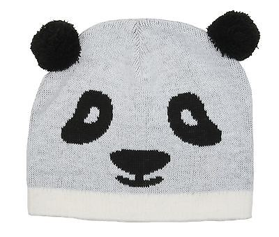 Jiglz Childs Animal Pom Pom Ski Hat