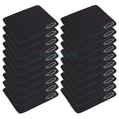 Lot 20pcs New 1030 Mouse Pad with Brand High Quality for Game Players Black