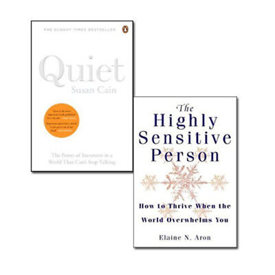 Quiet The power of introverts Self Improvement Various 2 Books Paperback