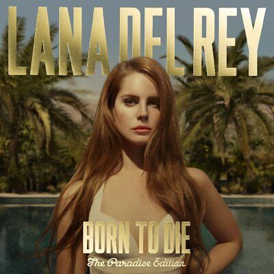Lana Del Rey - Born To Die - The Paradise Edition (Lana Del Ray) (NEW 2CD)
