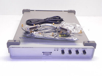 Agilent/HP 83206A TDMA Cellular Adapter with Accessories