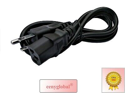 AC Power Cord Cable Plug For Brother All-In-One Laser Printer IntelliFax Series