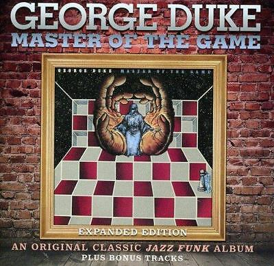 George Duke - Master Of The Game - Expanded (NEW CD)