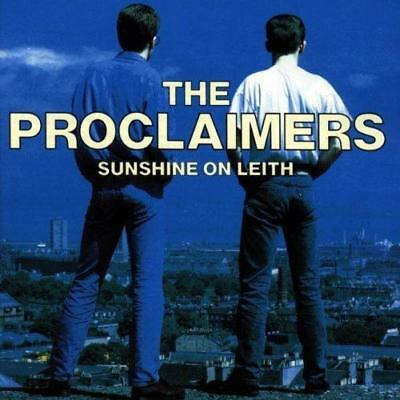 The Proclaimers - Sunshine On Leith. (NEW CD)