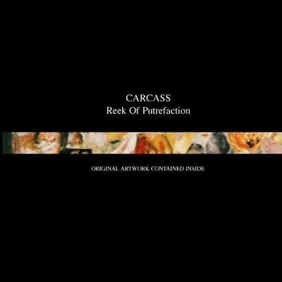 Carcass - Reek Of Putrefaction (NEW CD)