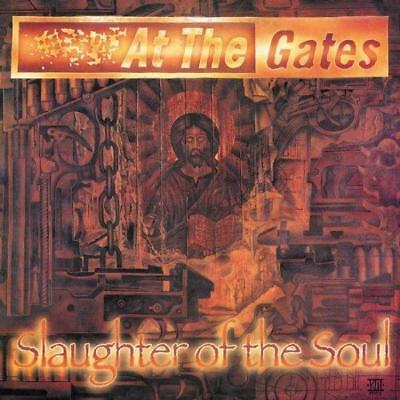 At The Gates - Slaughter Of The Soul - 2002 (NEW CD)