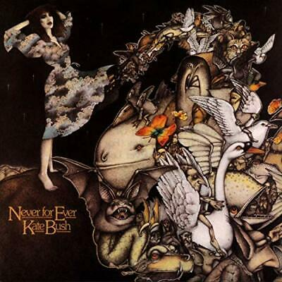 Kate Bush - Never For Ever (NEW CD)