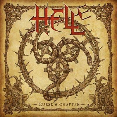 Hell - Curse And Chapter (NEW CD)