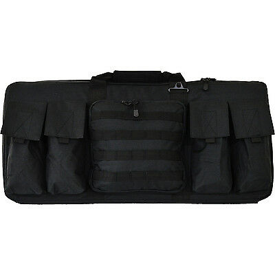 "Every Day Carry R30 30"" inch  Black Polyester Tactical 3 Gun Carrier Case"
