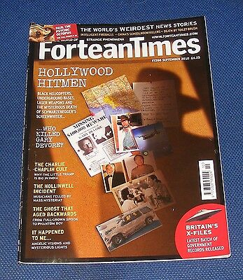 Fortean Times Ft266 September 2010 - Hollywood Hitmen