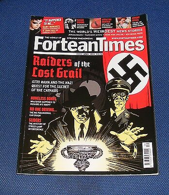 Fortean Times Ft273 April 2011 - Raiders Of The Lost Grail