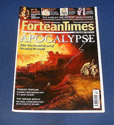 Fortean Times Ft281 November 2011 - Apocalypse