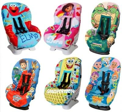 Toddler Car Seat Cover Replacement Waterproof Boys Girl Kids Set Children Safety