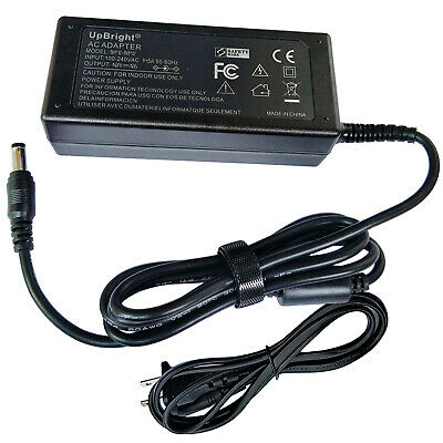 24V NEW AC Adapter For Logitech G25 G27 APD DA-42H24 Power Supply Cord Charger