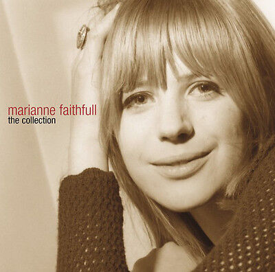 MARIANNE FAITHFULL (NEW SEALED 2 x CD) THE COLLECTION GREATEST HITS VERY BEST OF