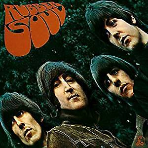 The Beatles - Rubber Soul (2009 Remaster) (NEW CD)