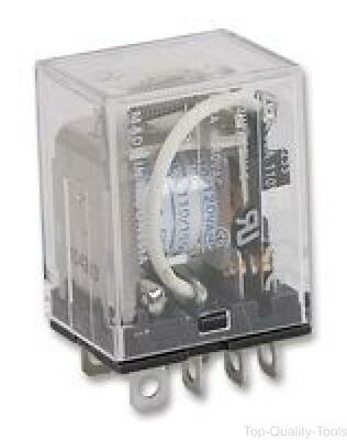 RELAY, PLUG-IN, DPCO, 12VDC, Part # LY2 12VDC