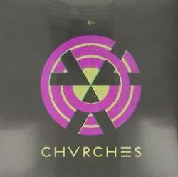 "Chvrches - Lies (NEW 12"" VINYL LP)"