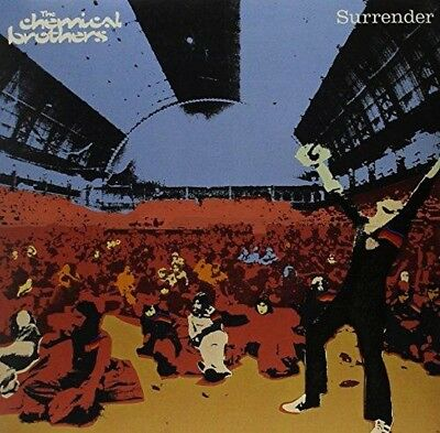 """The Chemical Brothers - Surrender (NEW 2 x 12"""" VINYL LP)"""