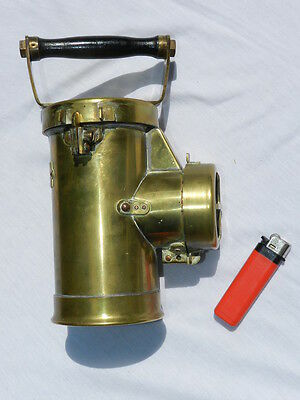 Ceag Inspection Lamp - Royal Navy - Lampe Laiton  ----------------