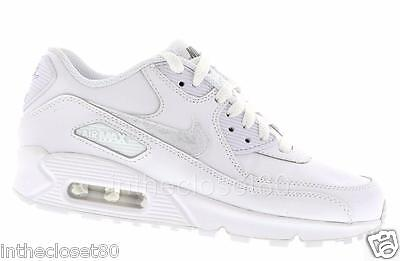 girls nike air max 90 grey
