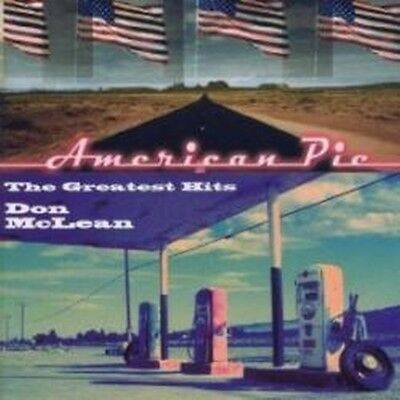 Don Mclean - American Pie - The Greatest Hits (NEW CD)