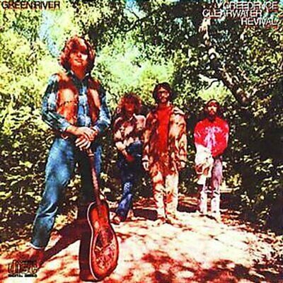 Creedence Clearwater Revival - Green River (NEW CD)