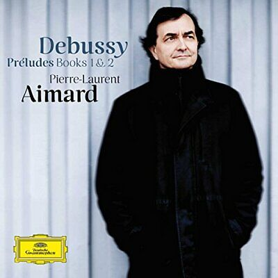 Pierre-Laurent Aimard - Debussy: Préludes Books 1 & And 2 (NEW CD)
