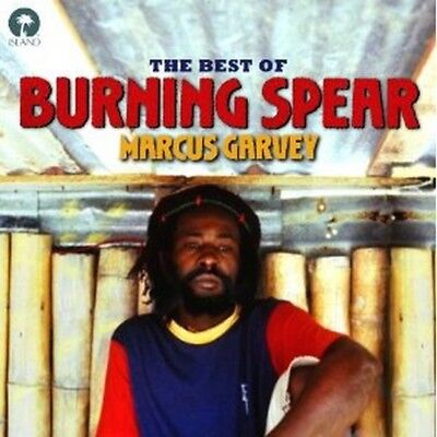 Burning Spear - Marcus Garvey - The Best Of Burning Spear (NEW CD)