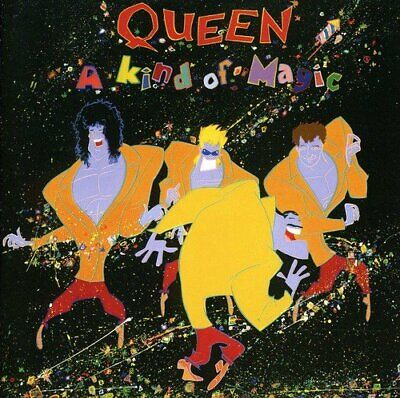 Queen - A Kind Of Magic (NEW CD)
