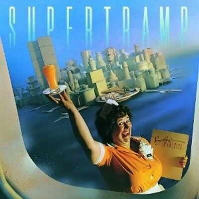 Supertramp - Breakfast In America (NEW CD)