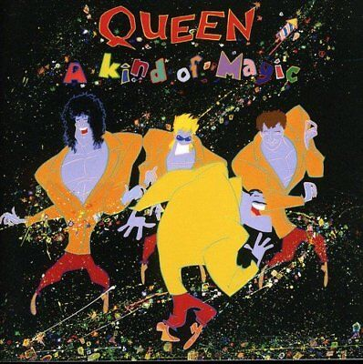 Queen - Kind of Magic (2011 Remastered) (NEW CD)