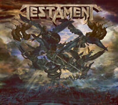 Testament - The Formation Of Damnation (NEW CD)