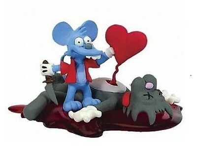 Simpsons Series 5 Valentines Day Itchy & Scratchy Bust-Ups Figure