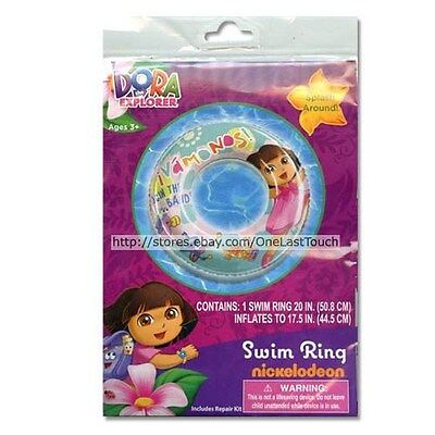 DORA THE EXPLORER Splash Around SWIM RING Vamonos NICKELODEON Join The Band NEW!