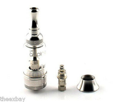 NAUTILUS TANK Dual Coil Clearomizer Clear Atomizer Aspire Style BDC Adjust Air
