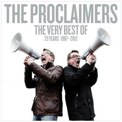 The Proclaimers - The Very Best Of (NEW 2 x CD)