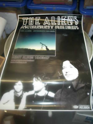 The Alien's - Astronomy for dogs (Promotional Poster)