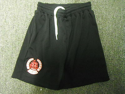 Clyde Small Boys 6/7 Yrs Home Football Shorts