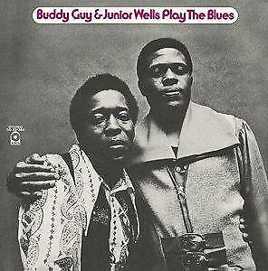 Buddy Guy And Junior Wells - Play The Blues (Warner Japan) (NEW CD)
