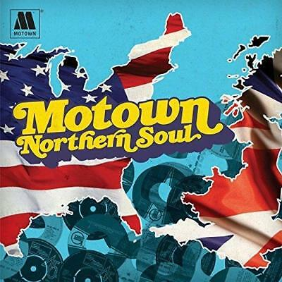 Motown Northern Soul - Various Artists (NEW CD)