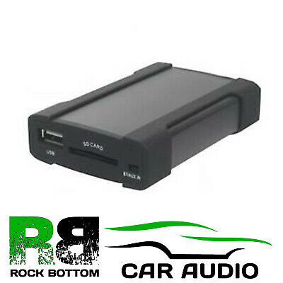 SKU1385 Nissan Qashqai 2007 On Car Stereo USB SD AUX In Interface & BT Option