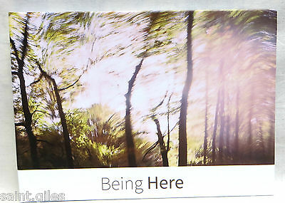 Being Here Anthology Memories & Thoughts Dedicated To Hospice Staff/ Volunteers