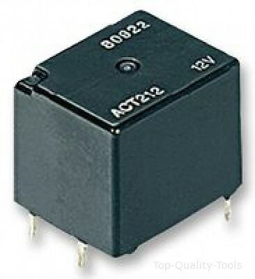 RELAY, 12VDC, 35A, 2X SPDT Part # PANASONIC EW ACT512