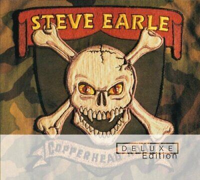 Steve Earle - Copperhead Road (NEW 2CD Deluxe Edition)