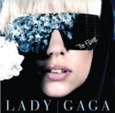 Lady Gaga - The Fame (NEW CD)