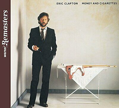 Eric Clapton - Money and & Cigarettes (NEW CD)