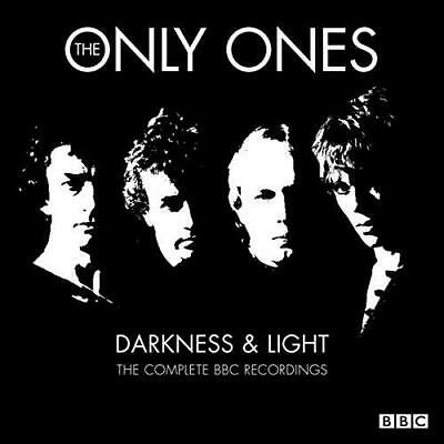 The Only Ones - Darkness and & Light (NEW 2 x CD)